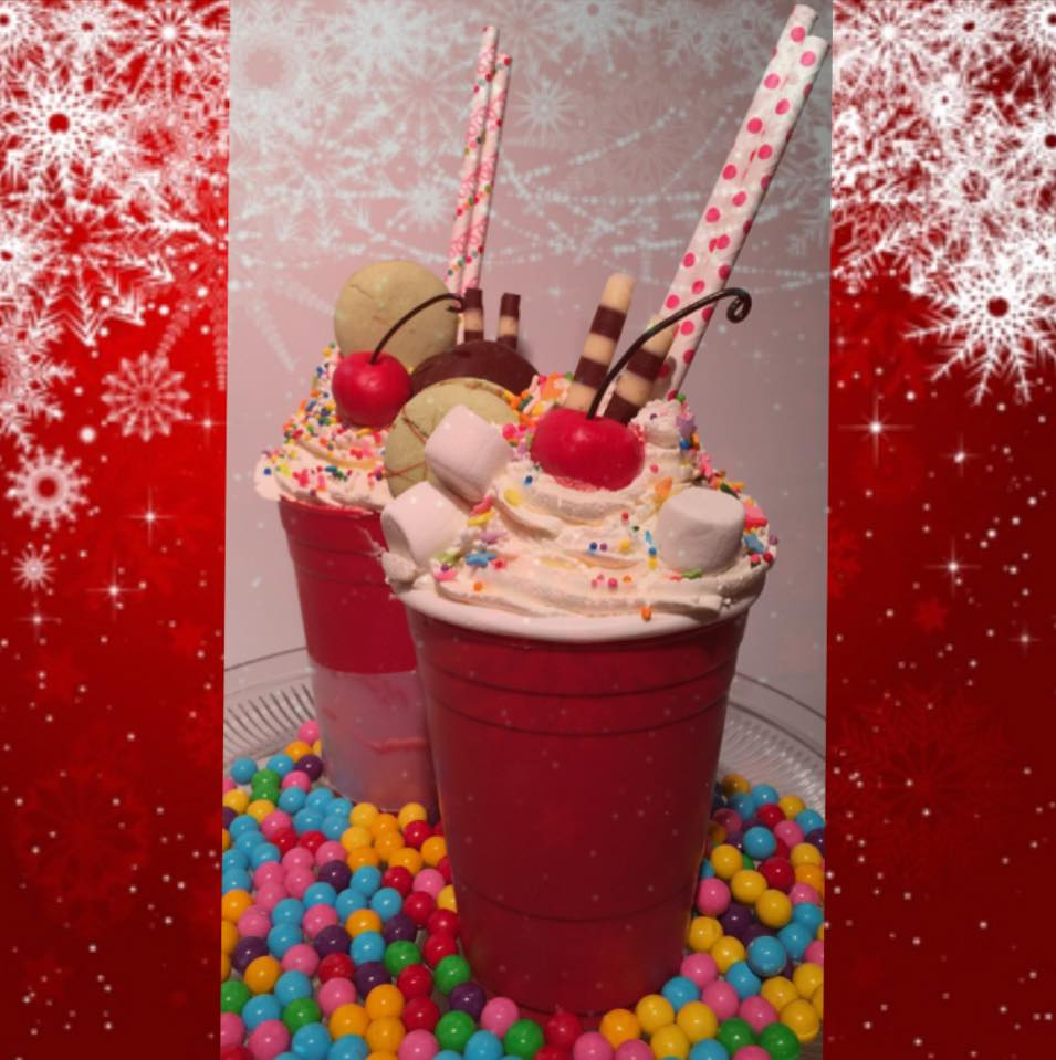 solo cups cake decorating classes