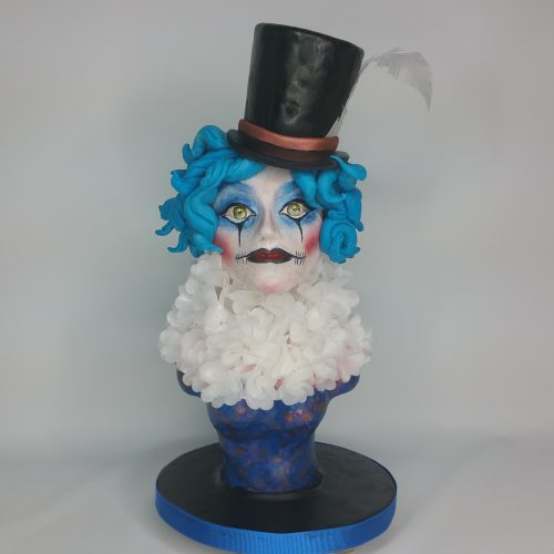Feme de Cirque Sculpted Cake Decorating Class